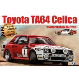 Beemax 1/24 Toyota TA64...