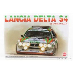 Nunu 1/24 Lancia Delta S4...