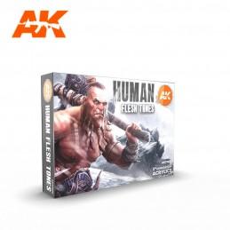 AK Acrylic 3G - HUMAN FLESH...