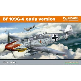 Eduard 1/48 Bf 109G-6 early...