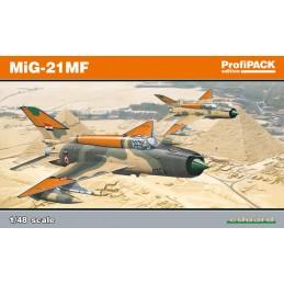 Eduard 1/48 MiG-21MF