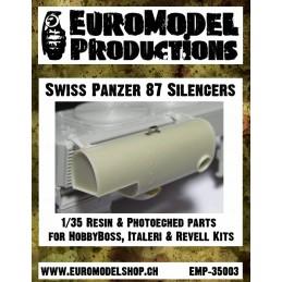 EuroModel 1/35 Swiss Panzer...
