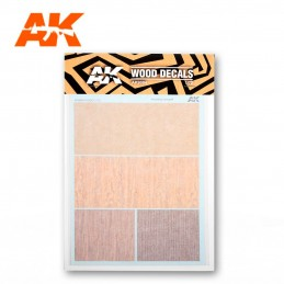 AK Interactive - WOOD DECALS