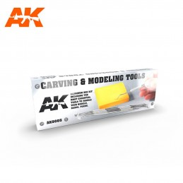 AK Interactive - Carving...