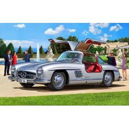 Revell 1/12 Mercedes Benz...