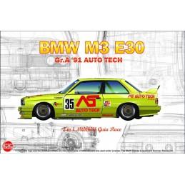 NUNU 1/24 BMW M3 E30 Gr.A...