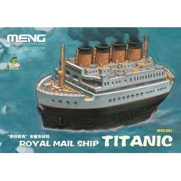 Meng Royal Mail Ship...