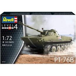 Revell 1/72 PT-76B