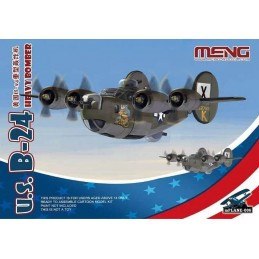 MENG TOON  U.S. B-24 HEAVY...