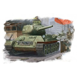 Hobby Boss 1/48 T-34/85...