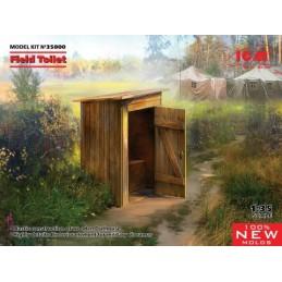 ICM 1/35 WC (Field Toilet)