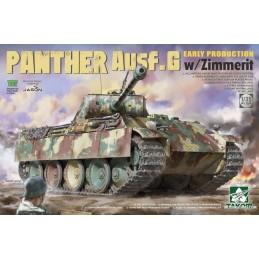 Takom 1/35 Panther Ausf.G...