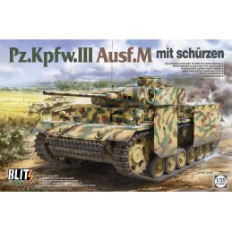 Takom 1/35 Pz.Kpfw. III...