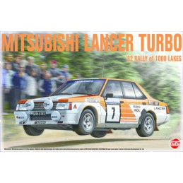 Nunu 1/24 Mitsubishi Lancer...