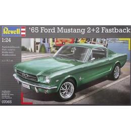 Revell 1/24 1965 Ford...