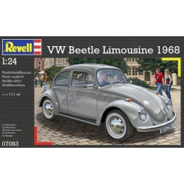 Revell 1/24 VW Beetle...