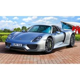 Revell 1/24 Porsche 918...