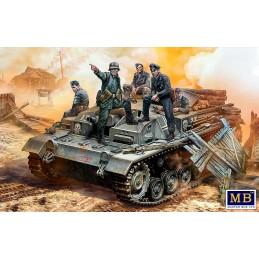 Masterbox 1/35 German StuG...