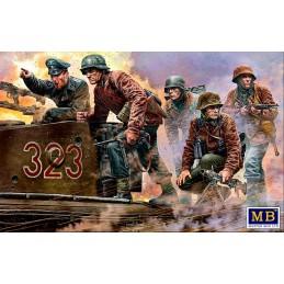 German military men,...