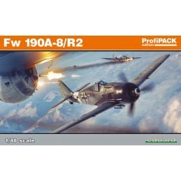 Eduard 1/48 Fw 190A-8/R2,...