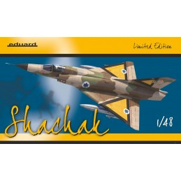 Eduard 1/48 Shachak Mirage...