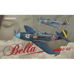 Eduard  1/48 Bella P-39...