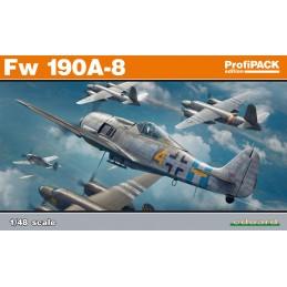 Eduard 1/48  Fw 190A-8...