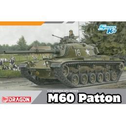 Dragon 1/35 M60 Patton -...