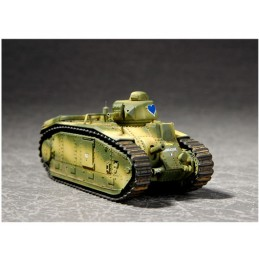 Trumpeter 1/72 French Char...
