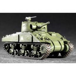 Trumpeter 1/72 Sherman M4...