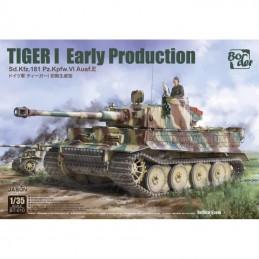 Border Model 1/35 Tiger I...