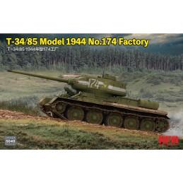 Rye Field 1/35 T-34/85...