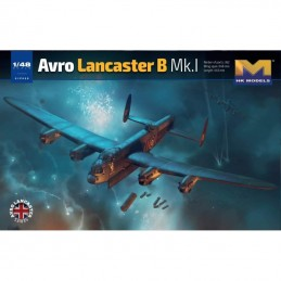 HK Models 1/48 Avro...