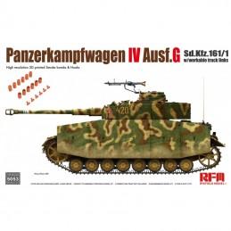 Rye Field 1/35 Panzer IV...