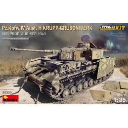 Miniart 1/35 Pz.IV Ausf. H...