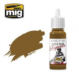 Ammo Mig -  Burnt Sand 17ml...