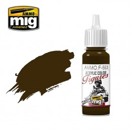 Ammo Mig - Burnt Brown Red...