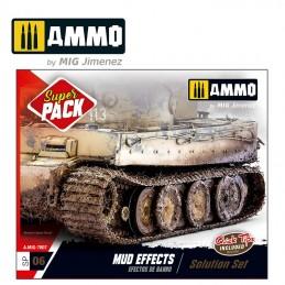 Ammo Mig - Super Pack Mud...