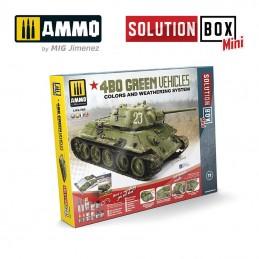 Ammo Mig - 4BO Green...