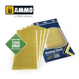 Ammo Mig - Masking Sheet...