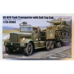 I love 1/35 M19 Tank...