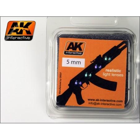 AK Interactive - Optic Colour 5mm