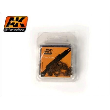 AK Interactive - Rusty Tow Chain Big