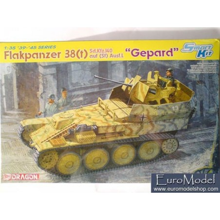 Dragon 1/35 Flakpanzer 38(t) Ausf.L Gepard