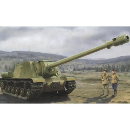 Dragon 1/35  ISU-152-2 155mm BL-10 Cannon 2in1