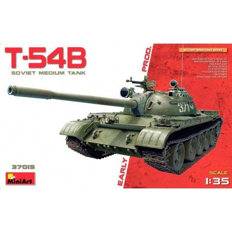 Miniart 1/35 Soviet Medium Tank T-54B(Early Produktio
