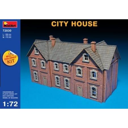 Miniart 1/72 City House