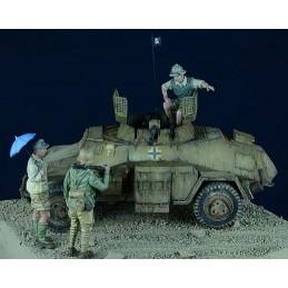 D-Day Miniatures resin