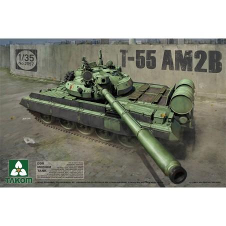 Takom 1/35 DDR Medium Tank T-55 AM2B