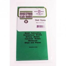 Evergreen plastic